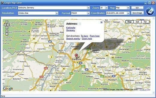 Saiba como guardar mapas completos do GoogleMaps 2