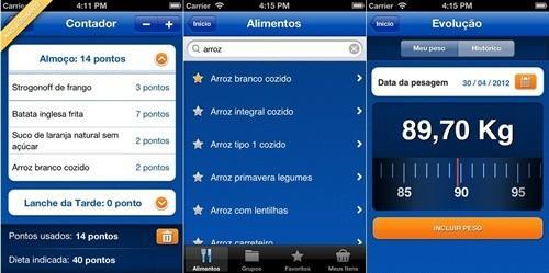 Websites e aplicativos para saber como emagrecer 4