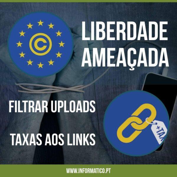 Liberdade ameaçada taxas links filtros uploads.jpg