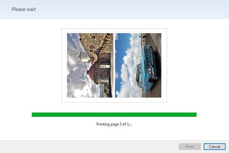 Como converter um ficheiro JPEG num PDF 3