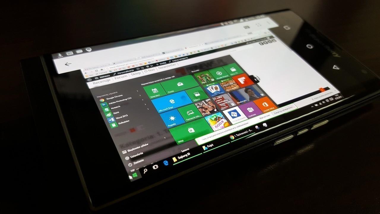 windows 10 telemóvel