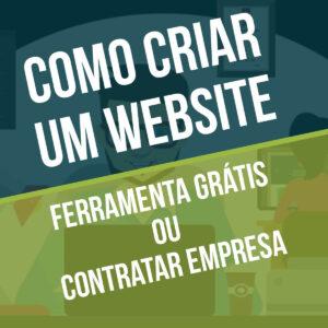 Criar um site Grátis ou numa Empresa Desenvolvimento Web? 1