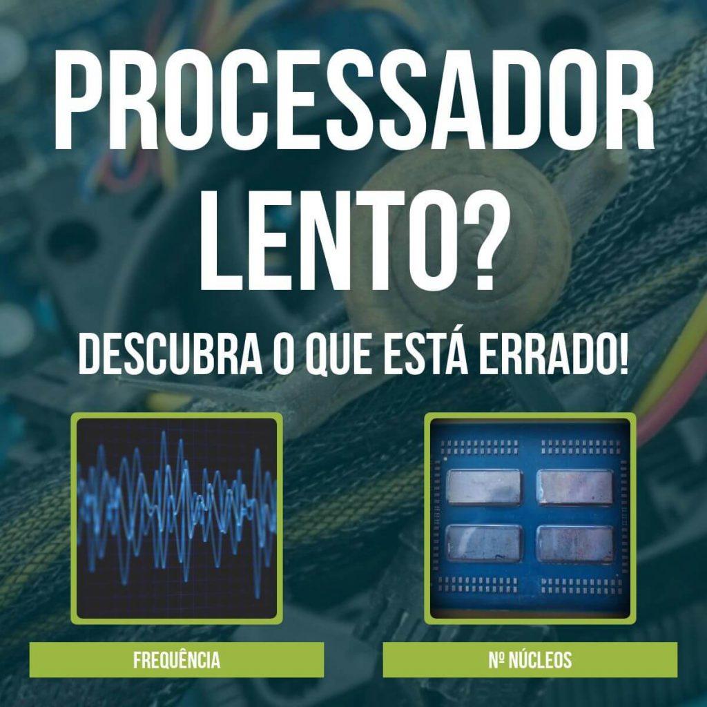Processador lento