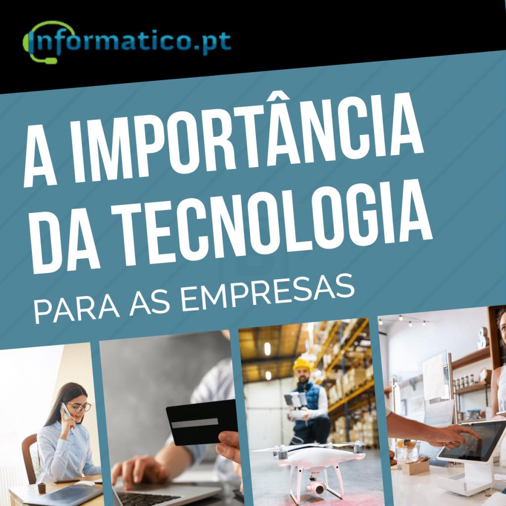 importancia tecnologia para as empresas