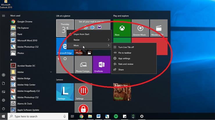 18 segredos, truques e dicas do Windows 10 que devia conhecer 8