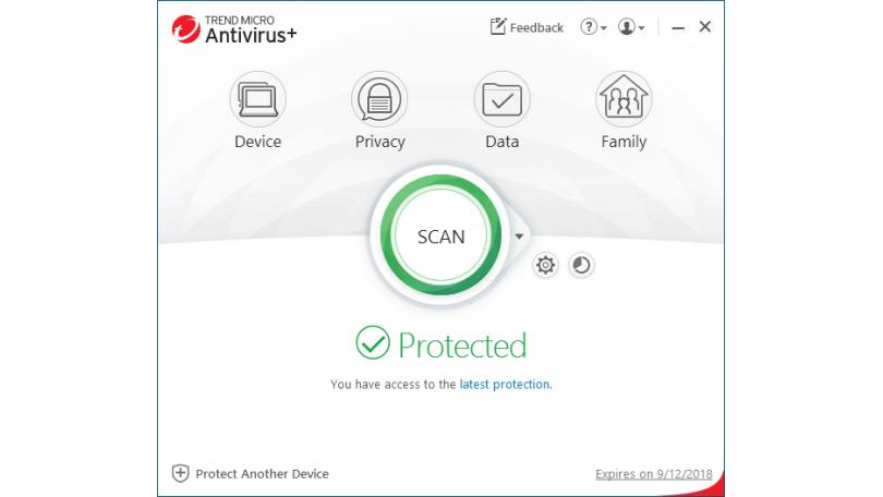 Trend Micro Antivirus + Segurança
