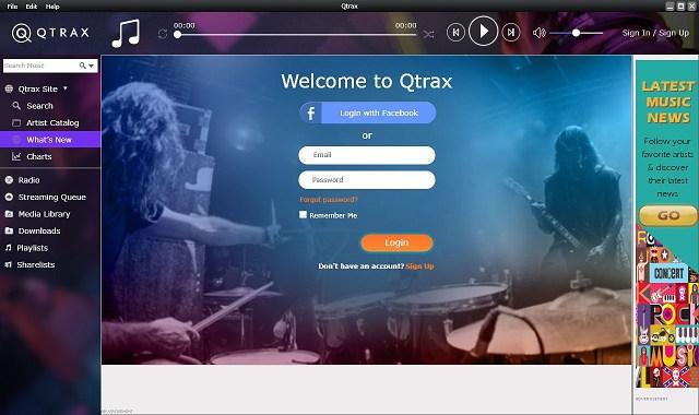 QTRAX