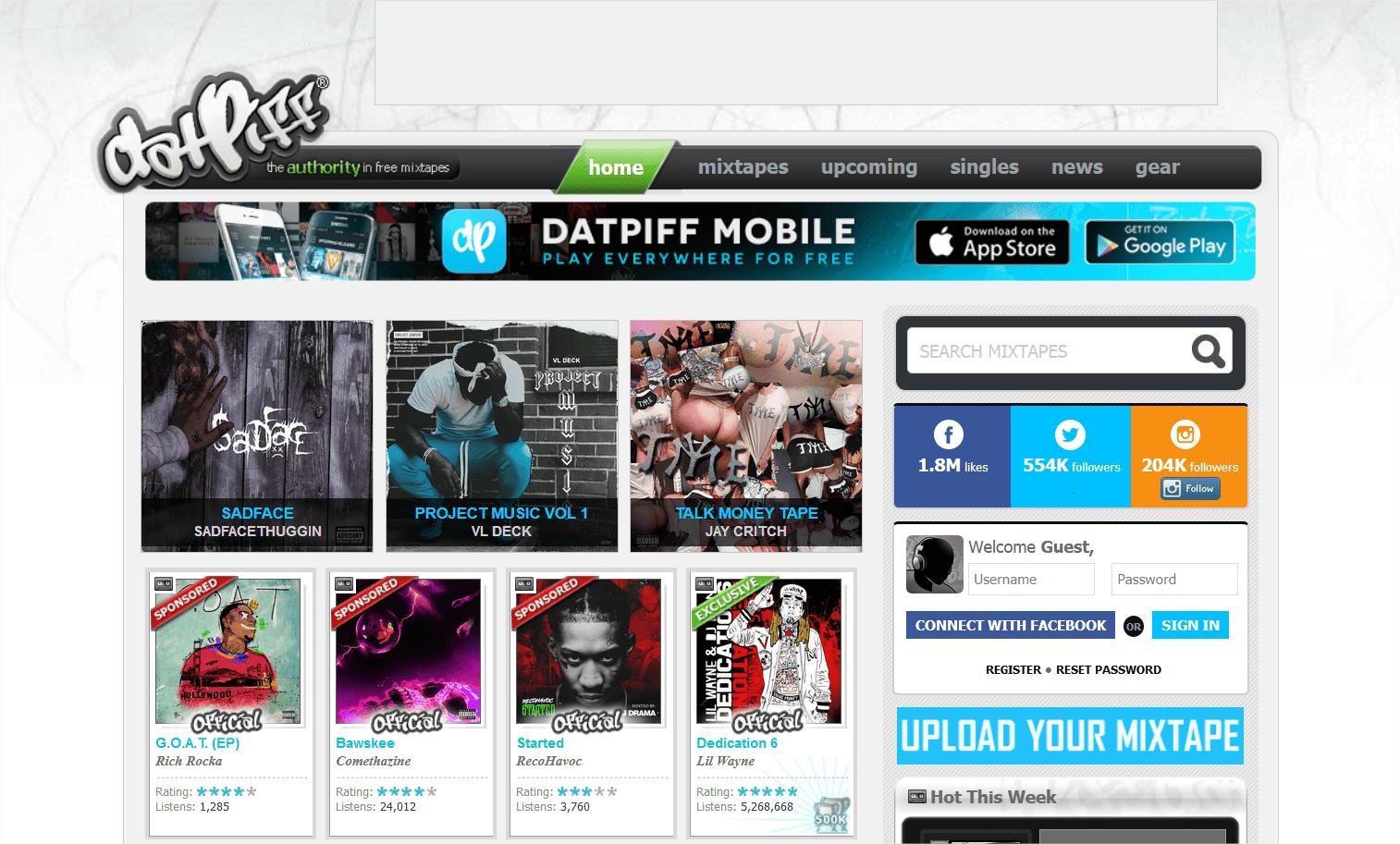 Descubra 25 sites para download de musica gratis legalmente 13