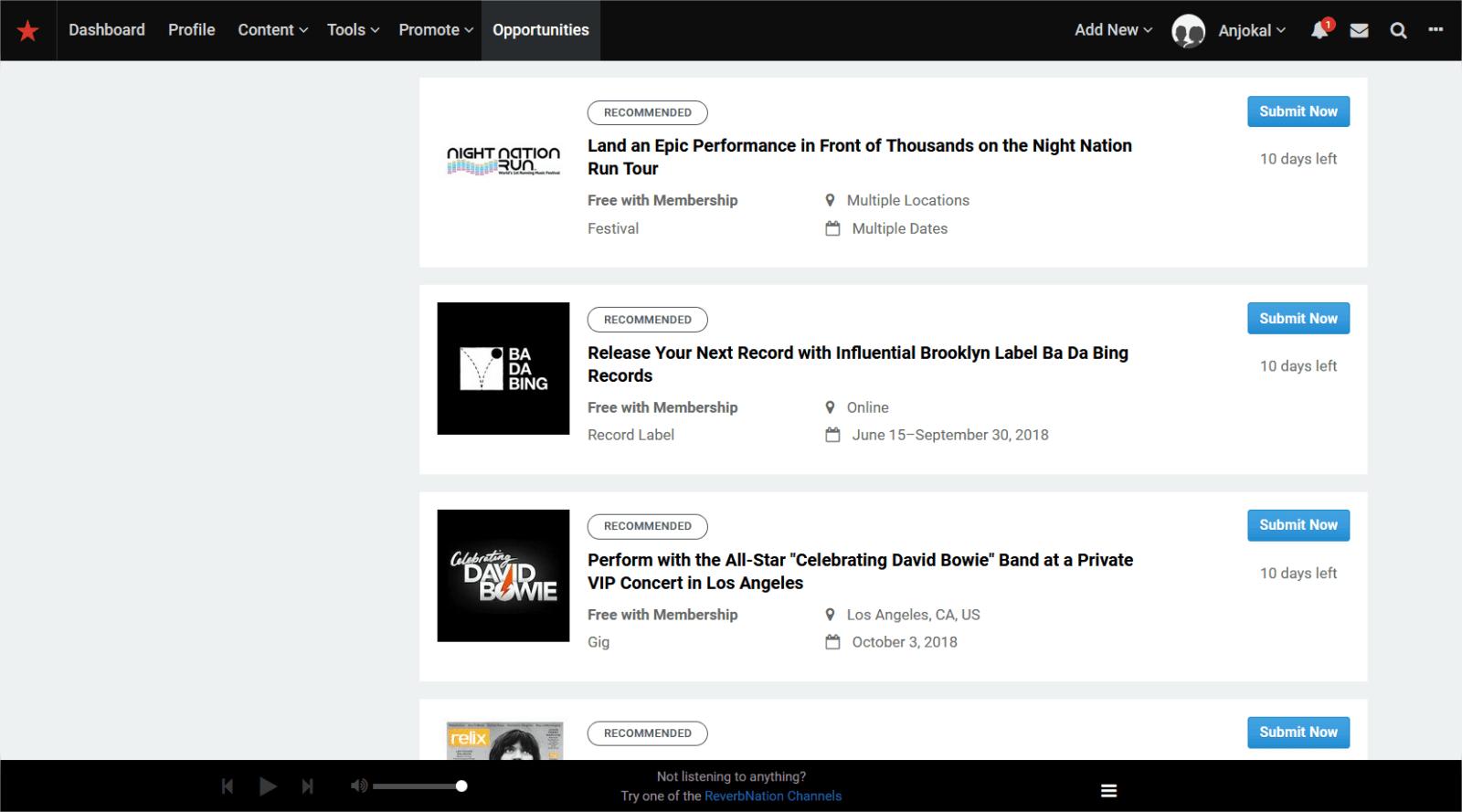 Descubra 25 sites para download de musica gratis legalmente 32