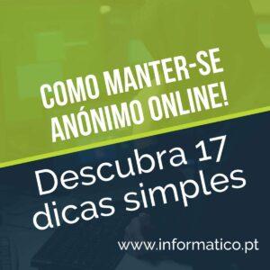 Descubra 17 dicas para conseguir ficar anónimo online 29