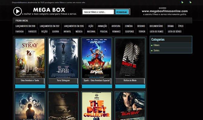 Ver Filmes Online legendados MegaBox