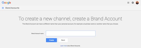 Como criar um canal do Youtube em 7 passos 4
