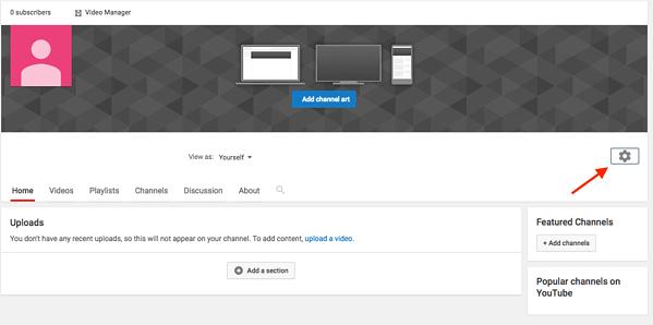 Como criar um canal do Youtube em 7 passos 8