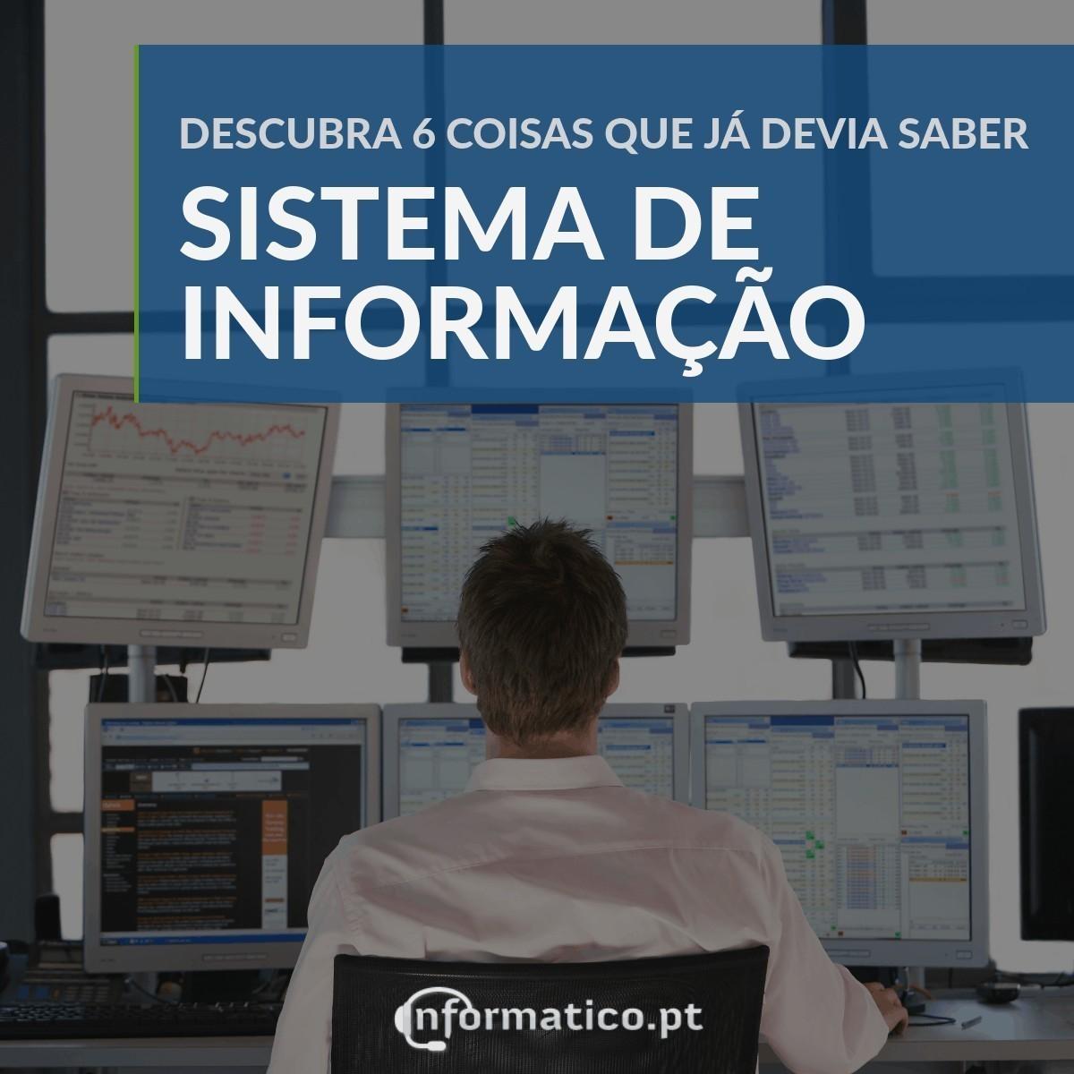sistemas informação