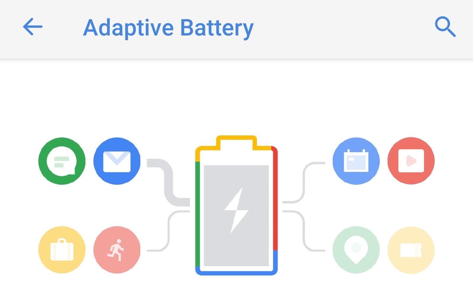 Bateria adaptativa