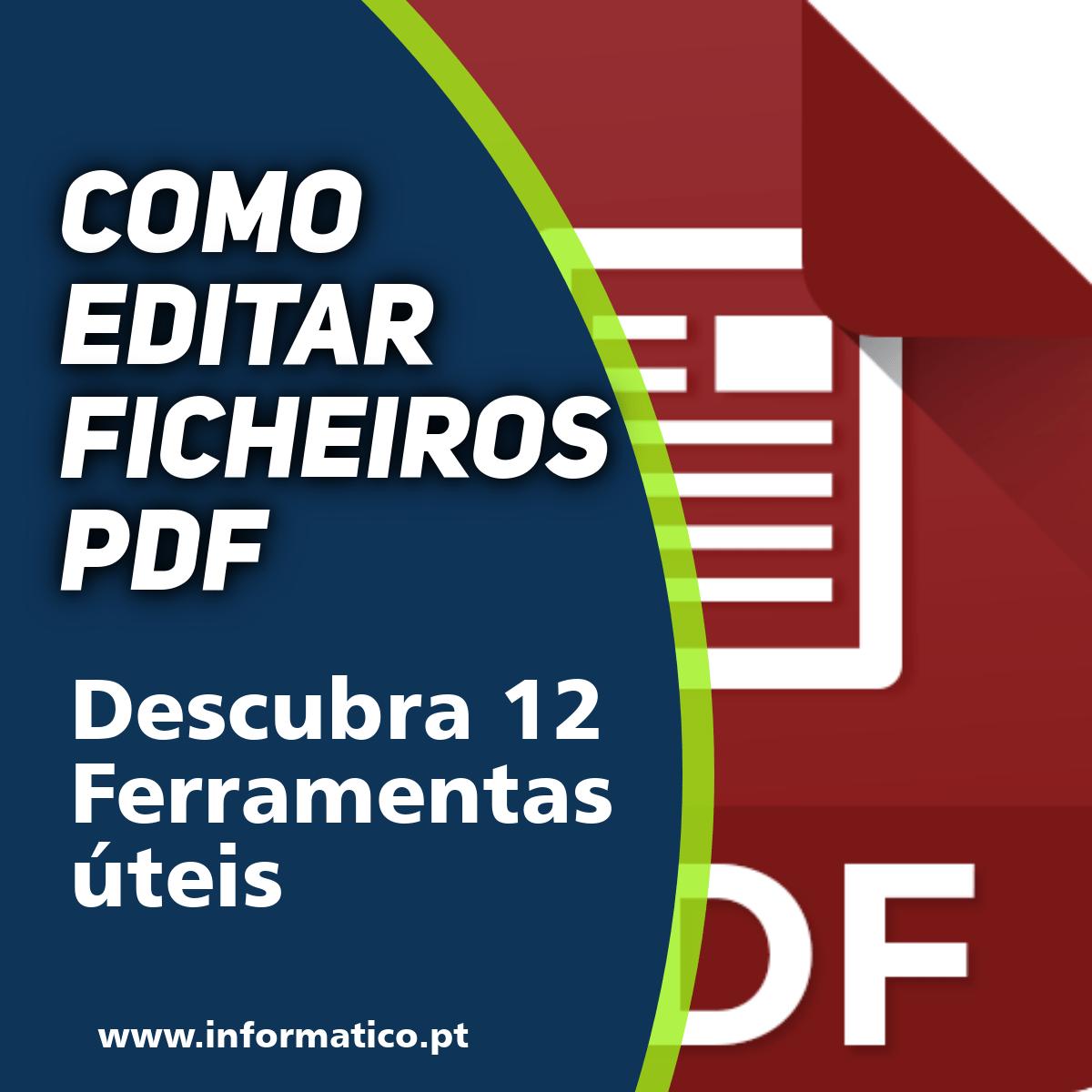 editar ficheiros documentos pdf online gratis