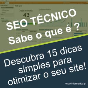 dicas seo optimizar site