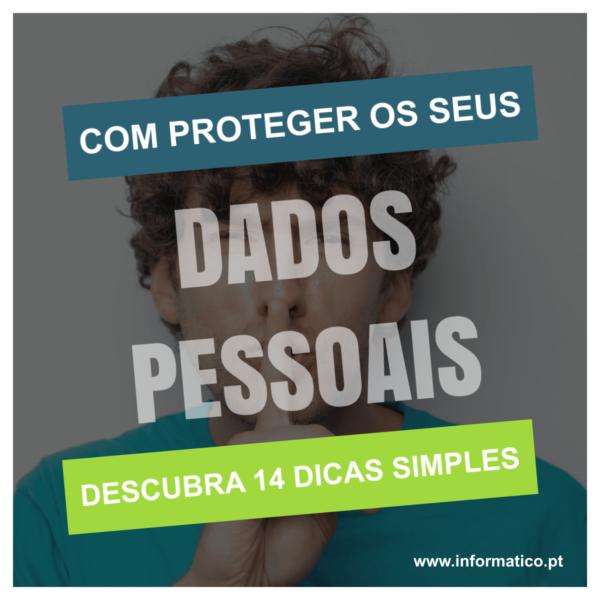 PROTEGER DADOS PESSOAIS