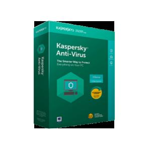 Software Antivírus Kaspersky 2019