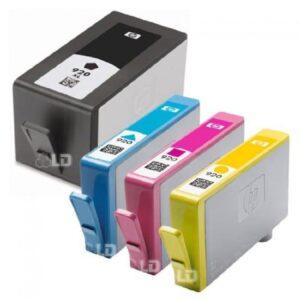 Tinteiro HP 920XL Cyan / Magenta / Amarelo / Preto
