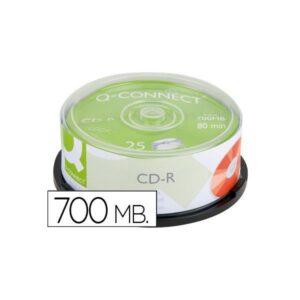 CD-R 700MB Q-CONNECT – 25 Uni 1