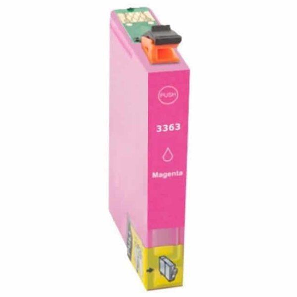 Tinteiro EPSON 33XL Vermelho 13ml – Compativel