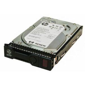 Disco Rigido 3.5 SATA HP 1TB 6G 7.2K SC