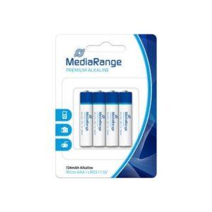 Pilha Alcalina MediaRange LR03/AAA 1.5V