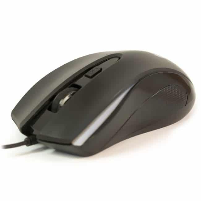 Rato Óptico Z8tech M1631 – 1200 DPI – USB