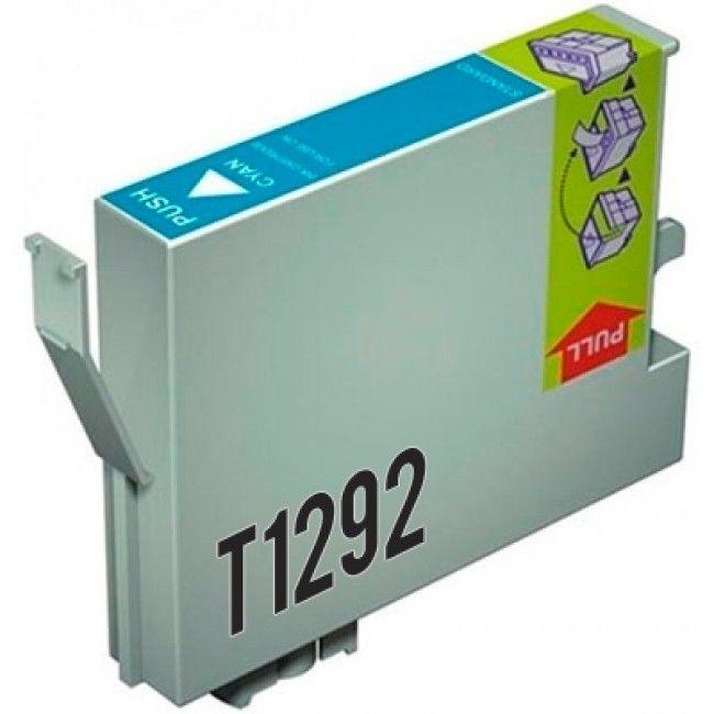 Tinteiro EPSON T1292 Azul – Compatível 1