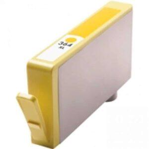 Tinteiro HP 364 XL Amarelo - Compativel