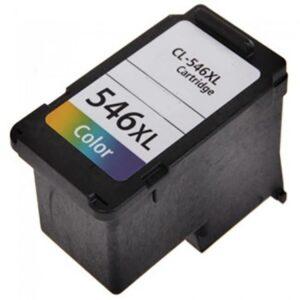 Tinteiro CANON 546XL Cores - Compatível